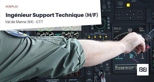 Ingénieur Support Technique