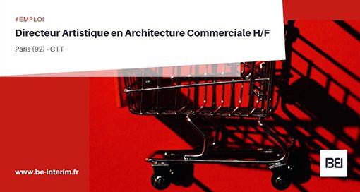 Directeur Artistique en Architecture Commerciale