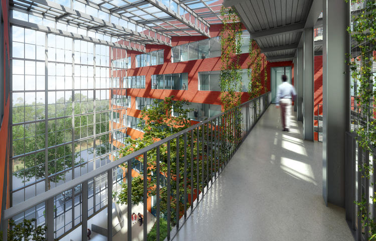 bureau ecologie bâtiment passif construction durable