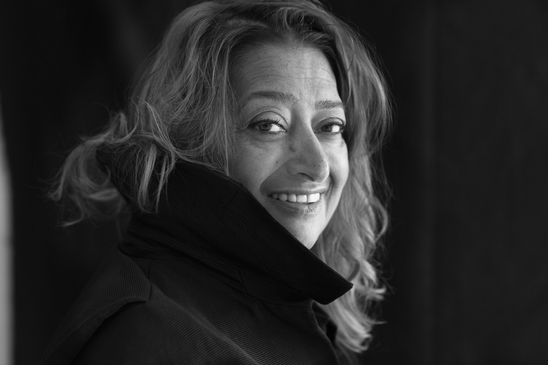 Zaha Hadid photo Brigitte Lacombe