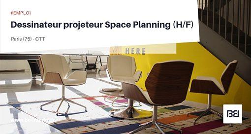 Projeteur Space Planning