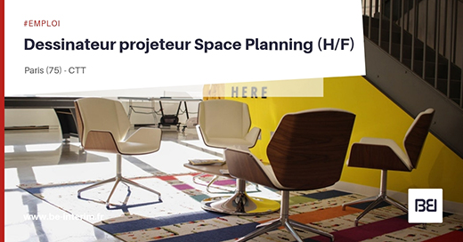 Projeteur Space Planning