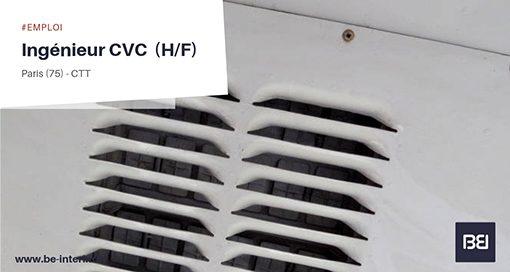 Ingénieur CVC