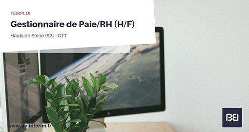 GESTIONNAIRE DE PAIE-RH