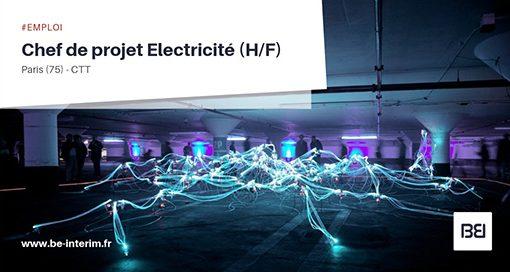 Chef de projet Electricité