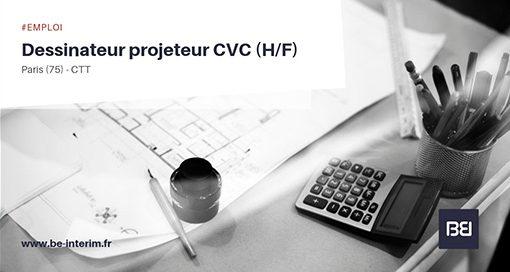 projeteur CVC