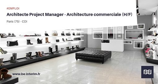 ARCHITECTE PROJECT MANAGER