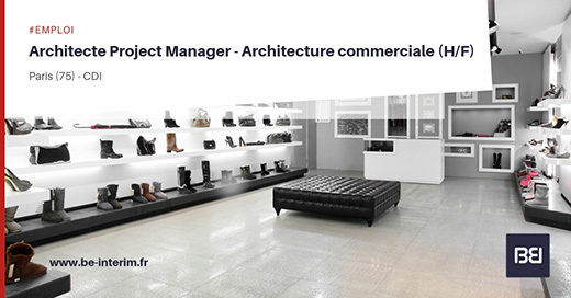 ARCHITECTE PROJECT MANAGER