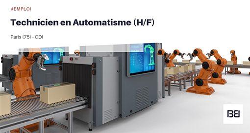 Technicien Automatisme