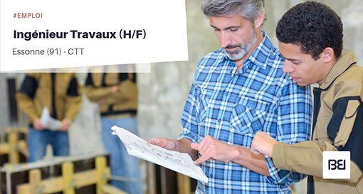 Ingénieur Travaux,