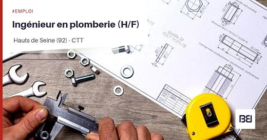 Ingénieur en plomberie