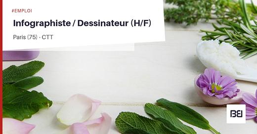 Infographiste - Dessinateur