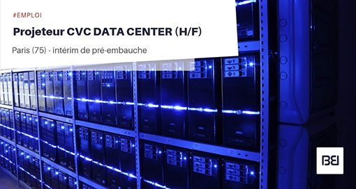PROJETEUR CVC DATA CENTER