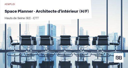 SPACE PLANNER - ARCHITECTE D'INTÉRIEUR