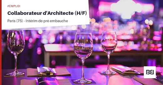 COLLABORATEUR D'ARCHITECTE