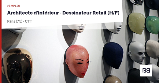 DESSINATEUR RETAIL