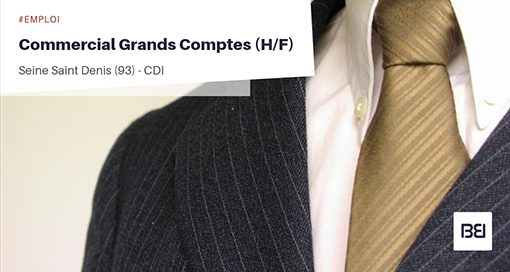 COMMERCIAL GRANDS COMPTES