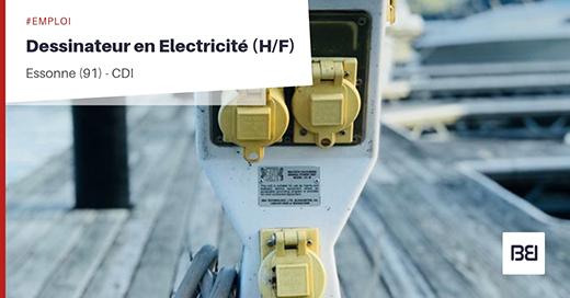 DESSINATEUR EN ELECTRICITÉ