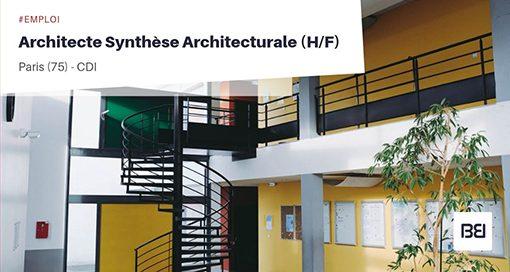 ARCHITECTE SYNTHÈSE ARCHITECTURALE