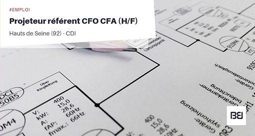 PROJETEUR RÉFÉRENT CFO CFA