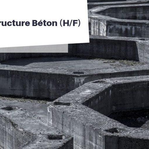 INGÉNIEUR STRUCTURE BETON