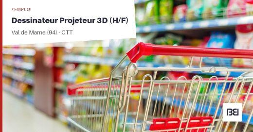 DESSINATEUR PROJETEUR 3D