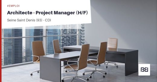 ARCHITECTE - PROJECT MANAGER