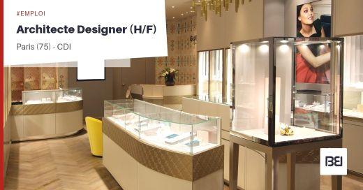 ARCHITECTE DESIGNER