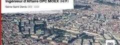 INGÉNIEUR D'AFFAIRE OPC MOEX