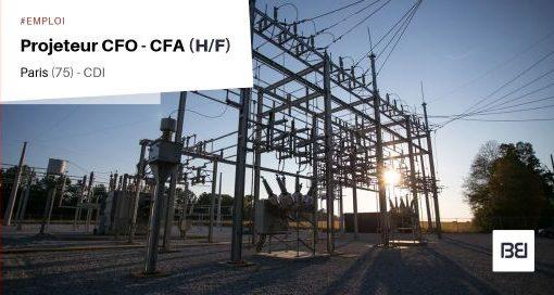 PROJETEUR CFO - CFA