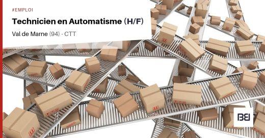 TECHNICIEN EN AUTOMATISME