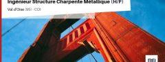 INGÉNIEUR STRUCTURE CHARPENTE MÉTALLIQUE