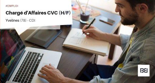 CHARGÉ D'AFFAIRES CVC