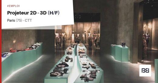 PROJETEUR 2D - 3D