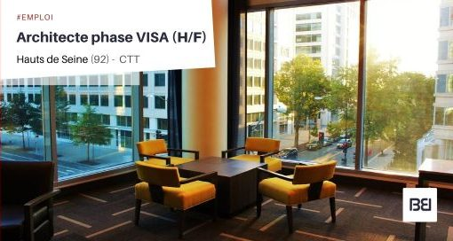 ARCHITECTE PHASE VISA
