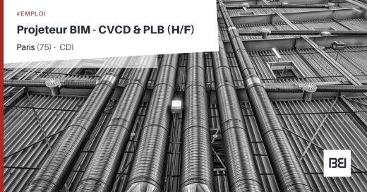 PROJETEUR BIM - CVCD &PLB