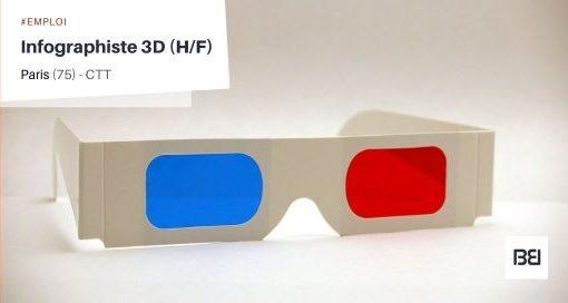 INFOGRAPHISTE 3D