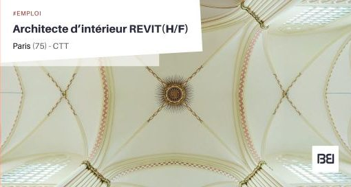 ARCHITECTE D'INTERIEUR REVIT
