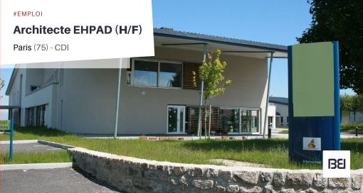 ARCHITECTE EHPAD