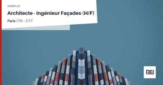 ARCHITECTE - INGÉNIEUR FAÇADES