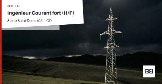 INGÉNIEUR COURANT FORT