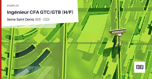 INGÉNIEUR CFA GTC/GTB
