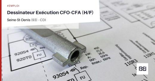 DESSINATEUR EXECUTION CFO-CFA