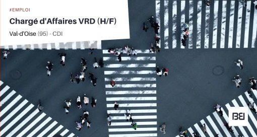 CHARGÉ D'AFFAIRES VRD