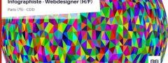 INFOGRAPHISTE - WEBDESIGNER