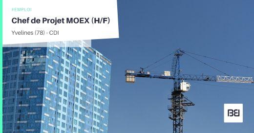 CHEF DE PROJET MOEX