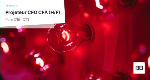 PROJETEUR CFO CFA