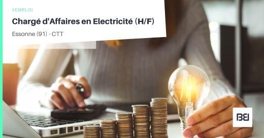 CHARGÉ D'AFFAIRES EN ELECTRICITÉ