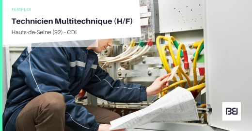 TECHNICIEN MULTITECHNIQUE