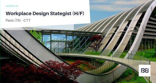 WORKPLACE DESIGN STATEGIST
